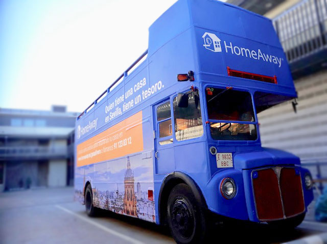 autobús publicidad