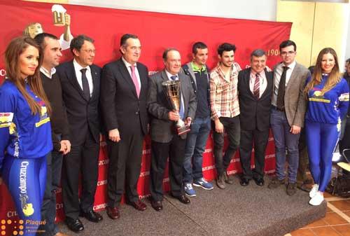 Presentación Vuelta Ciclista Andalucía 2015