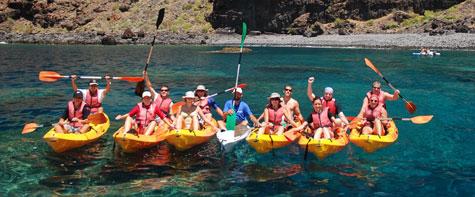 eventos en kayak