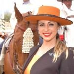 Plaqué en la Feria de abril de Sevilla 2016