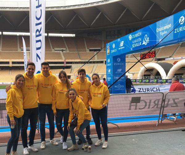 zurich maraton sevilla 2018