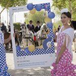 Récord de acciones de Plaqué en la Feria de Sevilla 2018