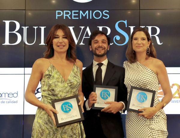 Premios Bulevar 2018-galardonados