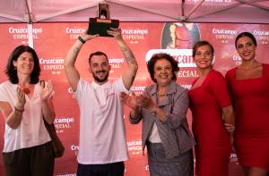 ganador concurso tiradores cruzcampo
