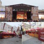 Carnaval de Cádiz 2019 con Plaqué y Cruzcampo