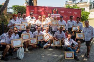 Participantes Concurso Tiradores Cruzcampo 2019
