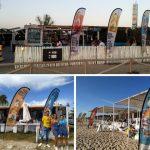 Plaqué promociona las cervezas Ale de Cruzcampo en la Costa Andaluza
